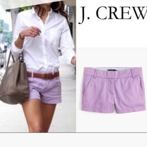 J. Crew • NWT chino shorts